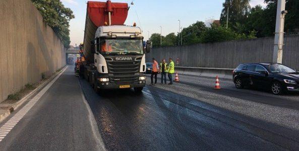 Klimavenlig asfalt på alle statsveje